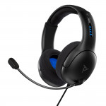 LVL50 Wired Stereo Headset - Black