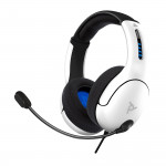 LVL50 Wired Stereo Headset White