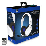 ABP PRO50 PS4 Stereo Gaming Headset WHT