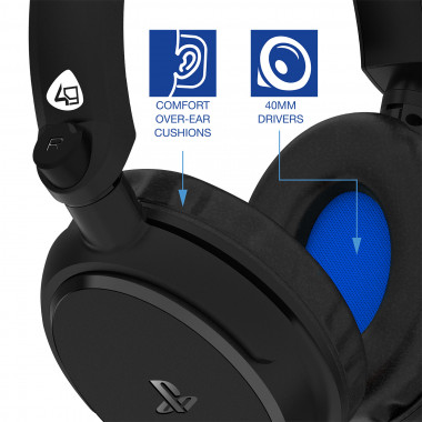 ABP PRO50 PS4 Stereo Gaming Headset