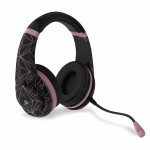 ABP PRO70 PS4 Gaming Headset Rose Gold Edit - Abstract Black