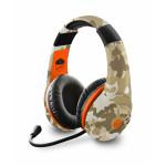 ABP Stealth Multiformat Gaming Headset - Warrior Camo