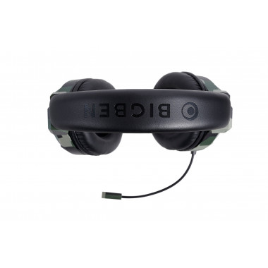 Gaming Headset V3 Camo Green Sony licensed