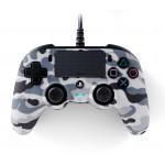 Nacon Wired Compact Controller - Camo Grey