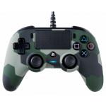 Nacon Wired Compact Controller - Camo Green