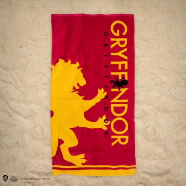 Harry Potter Beach Towel Gryffindor