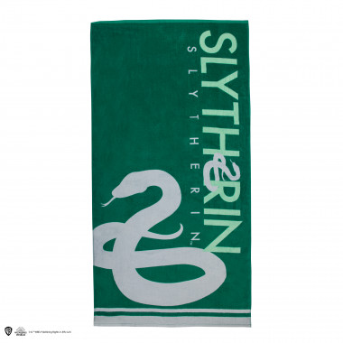 Harry Potter Beach Towel Slytherin