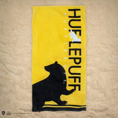 Harry Potter Beach Towel Hufflepuff