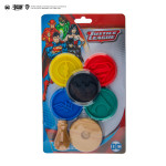 Cookie Stamp, Justice League Logo Set of 5