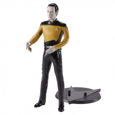 Bendyfig Star Trek Lt. Cmdr. Data