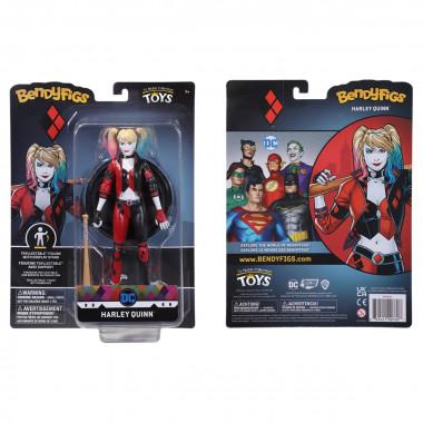 Bendyfig DC-Harley Quinn Rebirth (comic)