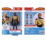 Bendyfig Star Trek Lt Worf Bendyfig