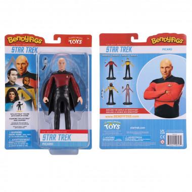 Bendyfig Star Trek Capt. Picard