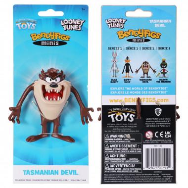 Mini Bendyfig Tasmanian Devil