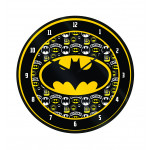 Clock Batman Logo