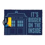 Doormats Doctor Who Tardis
