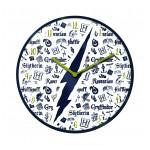 Clock Harry Potter Infographic