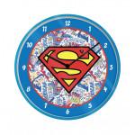 Clock Superman Logo