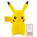 Pikachu Light figurine 25cm + remote