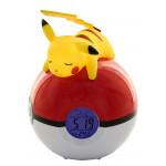 Pikachu Light up Alarm clock FM