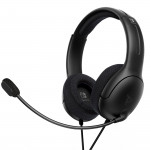 LVL40 Wired Stereo Headset - Black