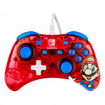 Rock Candy Wired Controller - Mario