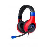 Stereo Gaming Headset V1 -Red/Blue