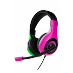 Stereo Gaming Headset V1 - Pink/Green