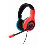 Stereo Gaming Headset V1 -Blue/Red