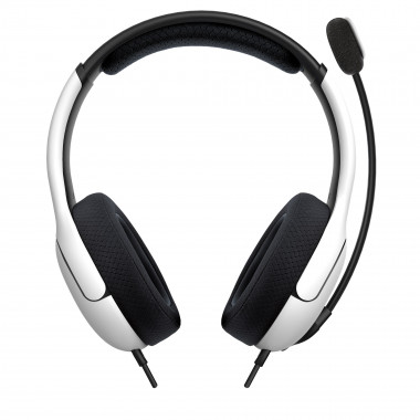 LVL40 Wired Stereo Gaming Headset - White