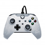 PDP Gaming Wired Controller - Ghost White
