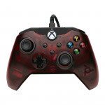 PDP Gaming Wired Controller - Crimson Red